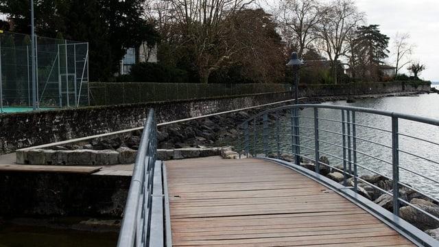 Bernische Uferwege kommen auf die lange Bank.