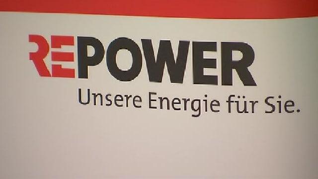 logo dal concern Repower