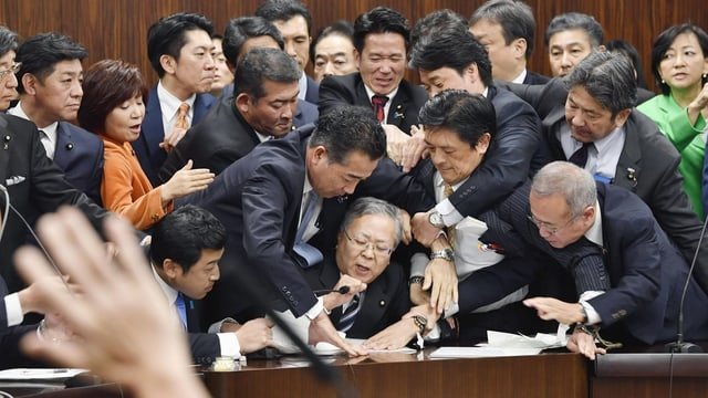 Japans Parlament beschließt Öffnung für mehr Arbeitsmigranten