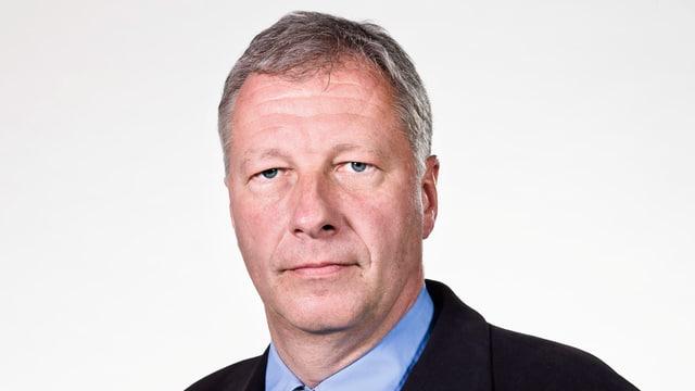 Fredy Gsteiger ist diplomatischer Korrespondent von Radio SRF