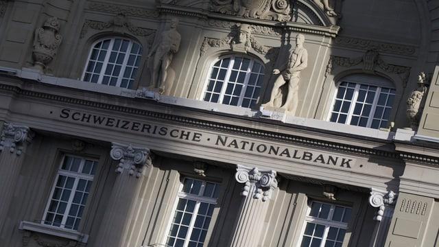 SNB-Gebäude.