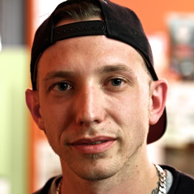 Mario Geiser ist DJ und Musik-Produzent