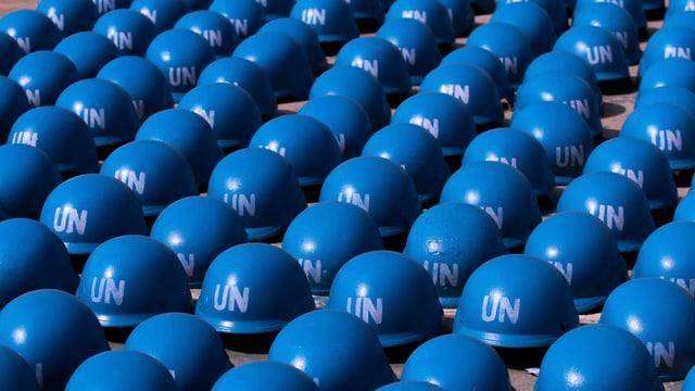 Blauhelme der UNO
