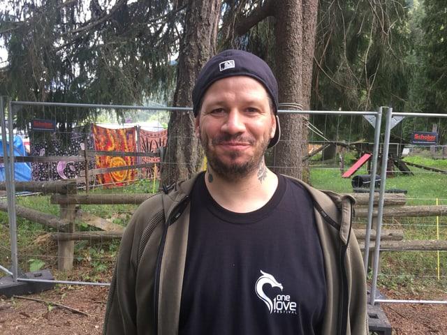 Era Gian Marco Schmid alias Gimma chanta al festival.