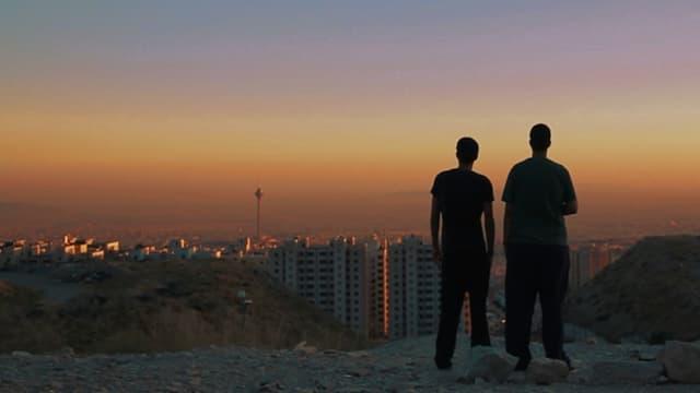 Arash und Anoosh im Iran: «Blade and Beard» hatten es satt, ihre Musik nur im Versteckten zu spielen.