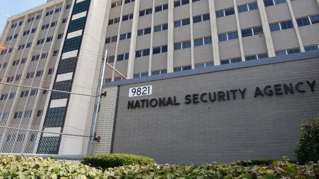 NSA-Zentrale.