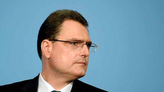SNB-Präsident Thomas Jordan.