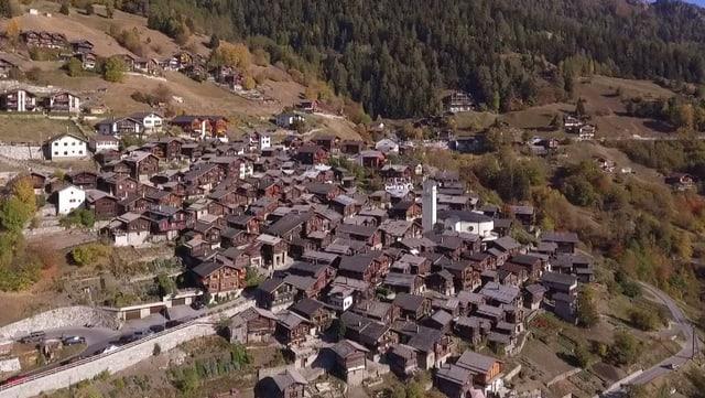 Wo die Schweiz wächst – und wo sie schrumpft