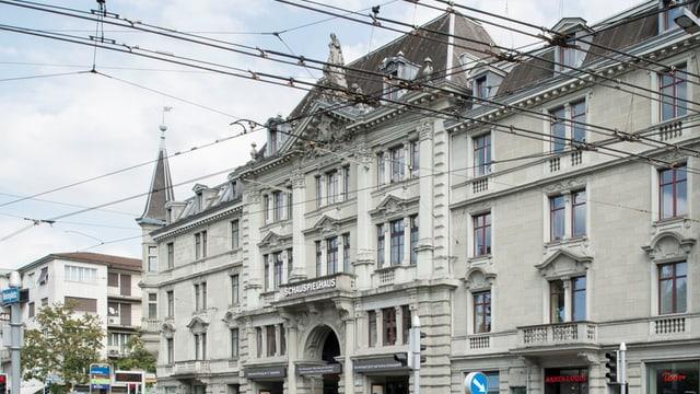 Zürcher Schauspielhaus am Heimplatz