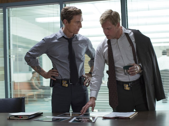 Soeben gewann er den Oscar für seine Kinorolle in «Dallas Buyers Club». Und auch im Fernsehen ist er ein Star: In «True Detective» muss er als Mordkommissar einen Serienmörder finden.