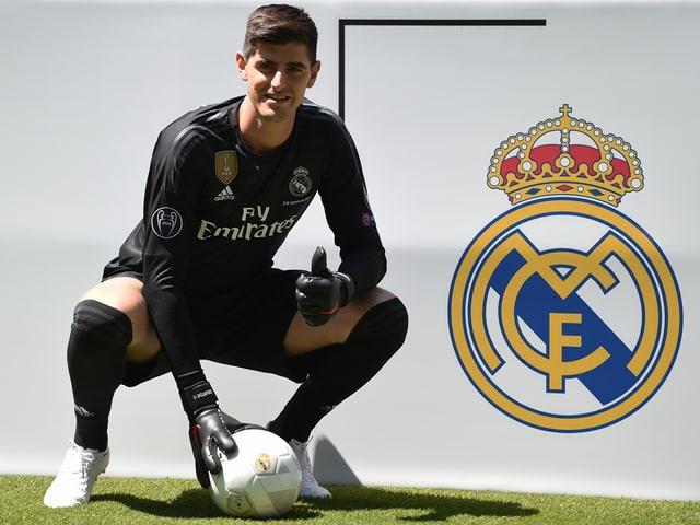 Thibaut Courtois (Real Madrid)