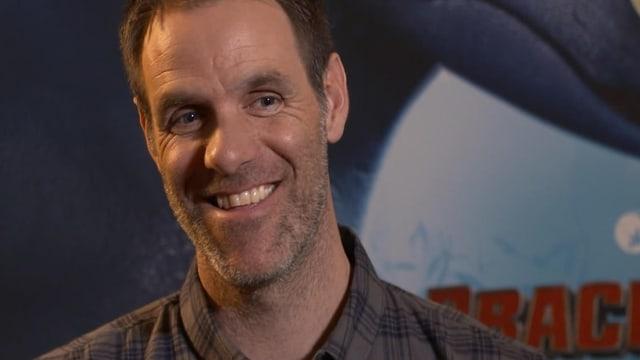 Simon Otto, der St. Galler Chefzeichner von Steven Spielbergs «Dreamworks», hat die Drachen des Filmhits «Drachenzähmen leicht gemacht» entworfen.