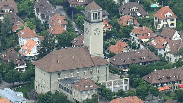 Video «Evangelisch-reformierter Gottesdienst aus Bern» abspielen