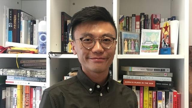 Nordkorea-Experte Steve Chung von Chinese University in Hongkong