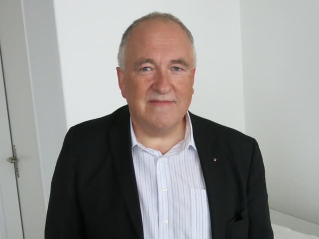 Alain Homberger, Geschäftsführer der Viscosistadt AG, ist für die Entwicklung des Areals zuständig.