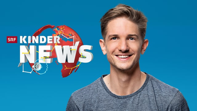 Kids News Moderator Raphael