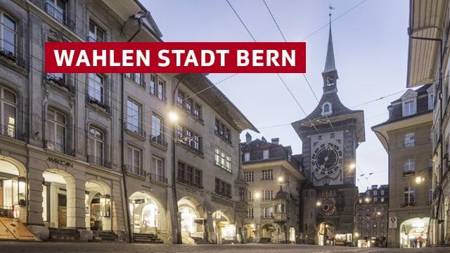Wahlen Stadt Bern