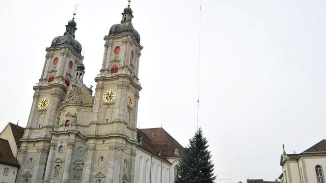Das Kloster St. Gallen.