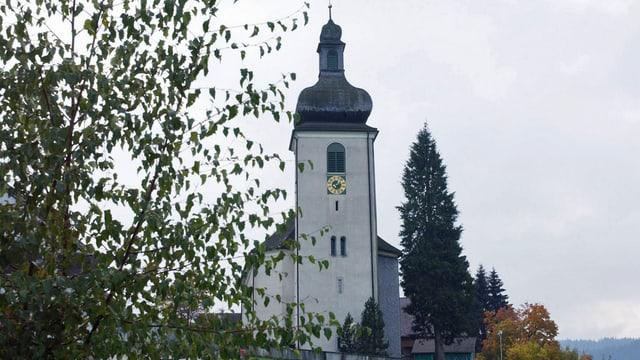 Die katholische Kirche in der Gemeinde Hemberg.
