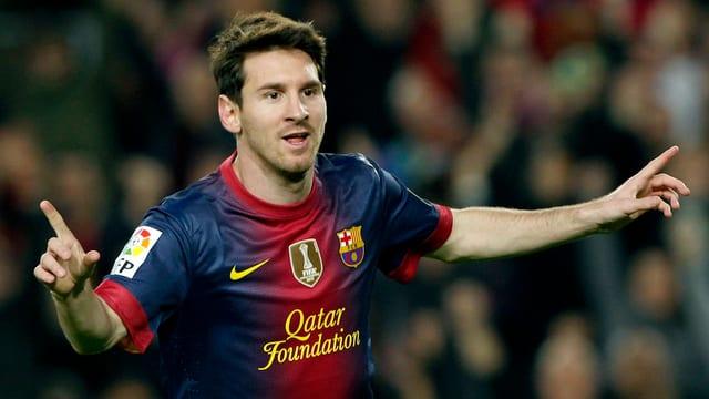 Lionel Messi bleibt dem FC Barcelona treu.