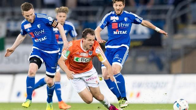 FC Wohlen vs. FC Lausanne