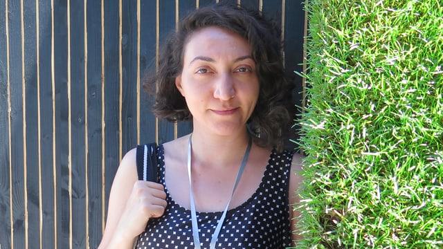 Porträt Tuçe Erel