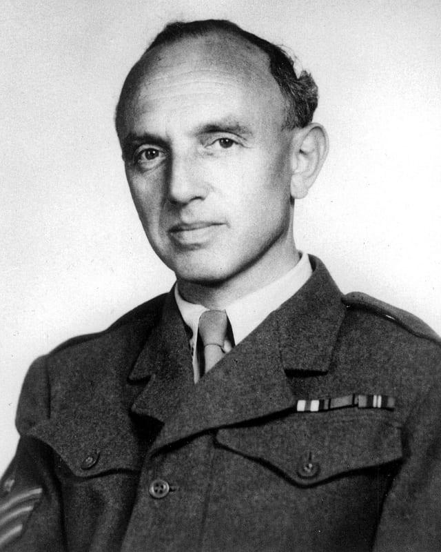 Henry Ormond (1946/47).