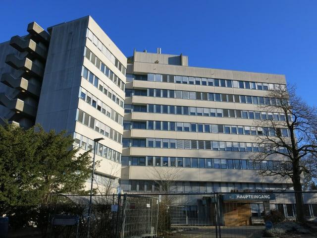 Totalansicht ehemaliges Zieglerspital.