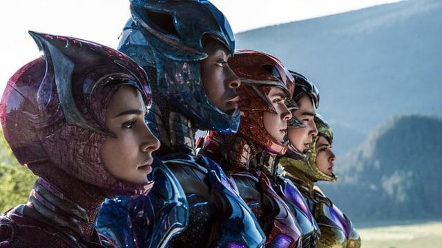 Video «Filmstart diese Woche: «Power Rangers»» abspielen