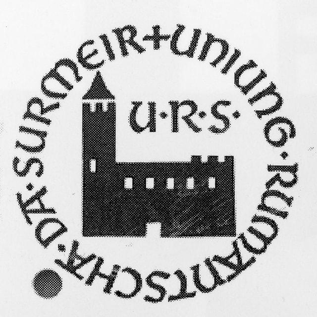 Emblem da l'Uniun Rumantscha da Surmeir (URS)