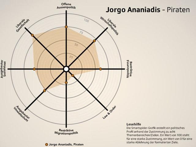 Die Smartspider von Jorgo Ananiadis.