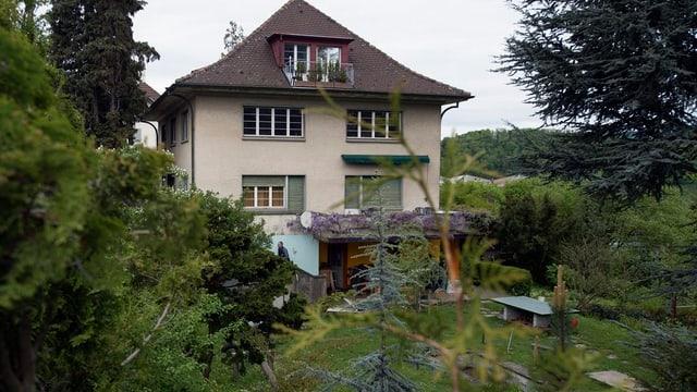 Das Kinderheim in Spiez.