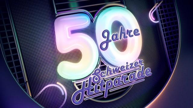 Video ««50 Jahre Schweizer Hitparade» bei Schweizer Radio und Fernsehen» abspielen