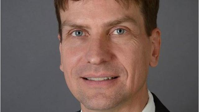 Porträt des Piloten Thomas Steffen