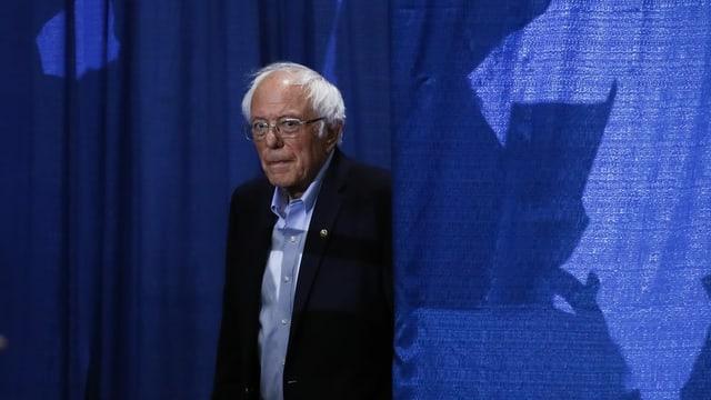 Sanders.