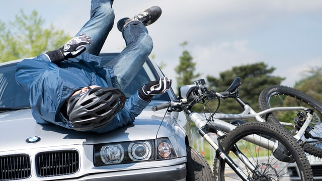 594 selbstverschuldete Unfälle