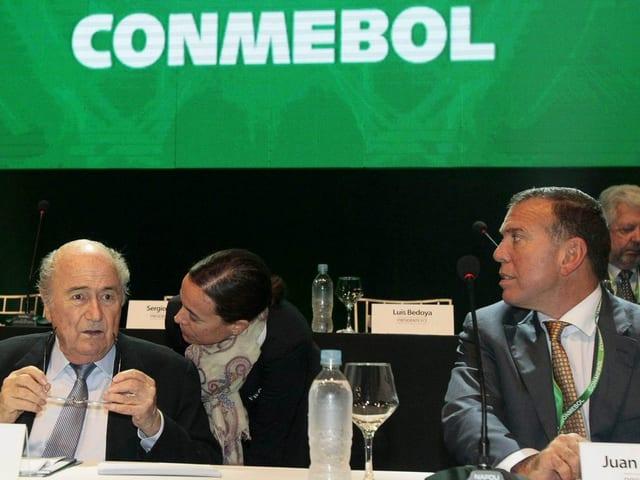 Das Conmebol-Logo
