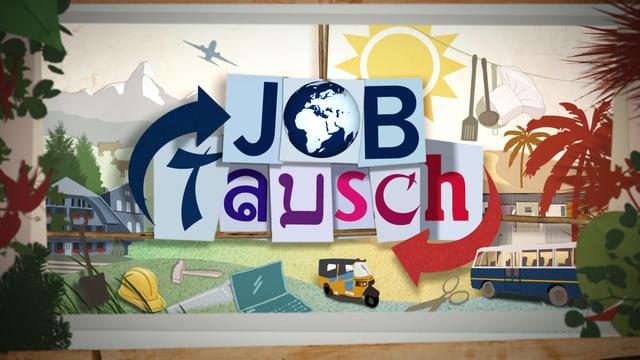 SRF 1 zeigt die 3. Staffel «Jobtausch».