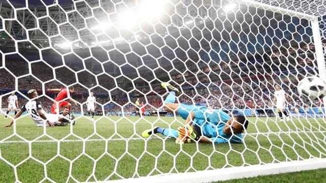 Der SFV wurde wegen eines Fehlverhaltens von Offiziellen im Spiel gegen Costa Rica gebüsst.