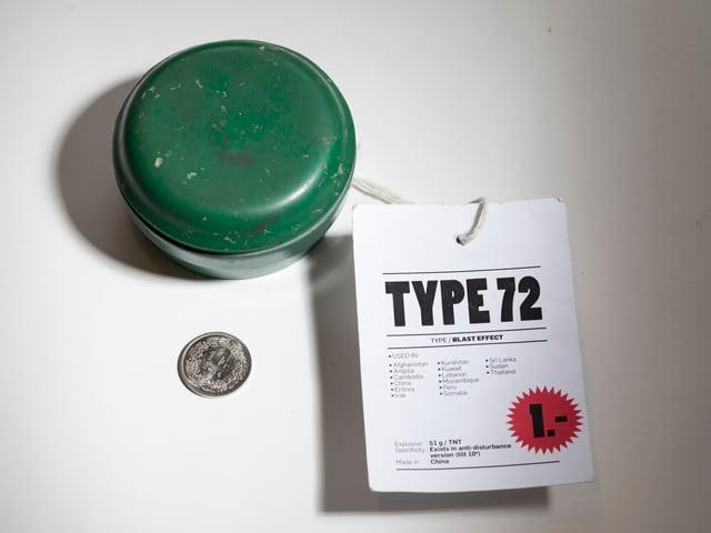 Type72 Mine