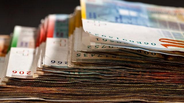Bündel Geld