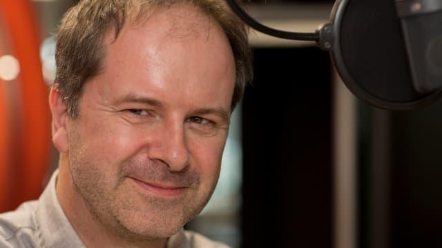 Schaffhausenkorrespondent Roger Steinemann