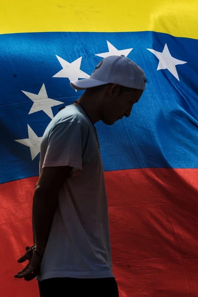 Bis zu drei Millionen Menschen haben Venezuela laut Schätzungen inzwischen verlassen.