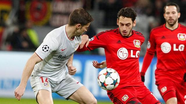 Leverkusen siegt verdient.