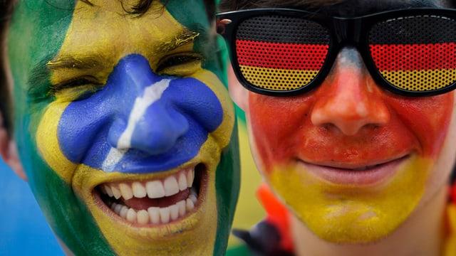Deutschland oder Brasilien? Jetzt abstimmen.
