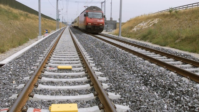 Signal- und Zugsicherungssystem ETCS auf der Strecke Mattstetten-Rothrist