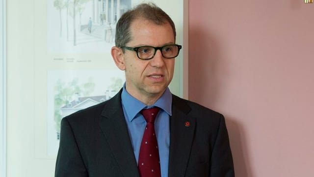 Christian Zeyer, Geschäftsführer von Swisscleantech