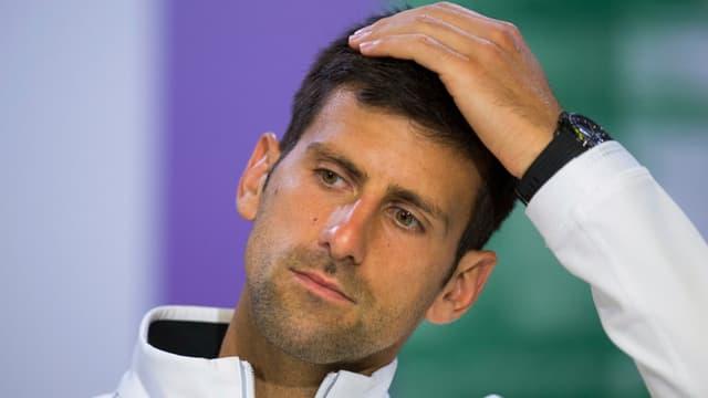 Purtret Novak Djokovic