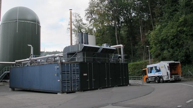 Für den Müll: Rund 24 Mio. Franken warf die Stadt bei der KBA Hard zum Fenster hinaus.
