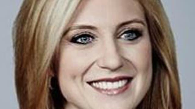 Die Journalistin Erin McPike
